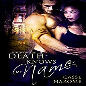 Death Knows My Name Audiobook
