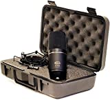 MXL 770 Cardioid Condenser Microphone Bundle with