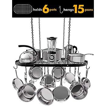 Amazon Com Kinetic Classicor Series Wrought Iron Oval Pot