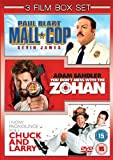 Paul Blart: Mall Cop / You Don't Mess with the Zohan / I Now Pronounce You Chuck and Larry [DVD]
