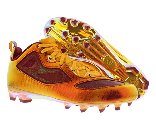 Adidas As Rgiii Voetbal Herenschoenen Grootte Goud Metallic / Universiteit Rood