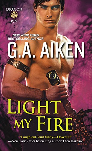 Light Fire Dragon Kin Book ebook product image