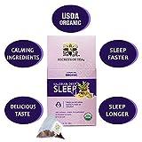 Valerian Tea for Sleep - Herbal Tea with Valerian