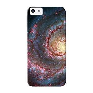 31ba1d6596 Cover Case - Twin Nebula Background Protective Case Compatibel With Iphone 5 5s