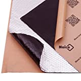 Noico 80 mil 10 sqft car Sound deadening mat, butyl automotive Sound Deadener