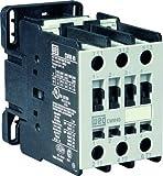 WEG Electric CWM40-00-30C34, 3-Pole, 40 Amps, 24VDC Coil, IEC Contactor