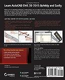 AutoCAD Civil 3D 2015 Essentials: Autodesk Official