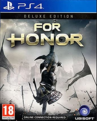 PS4 For Honor Deluxe Edition PREOWNED: Amazon.es: Videojuegos