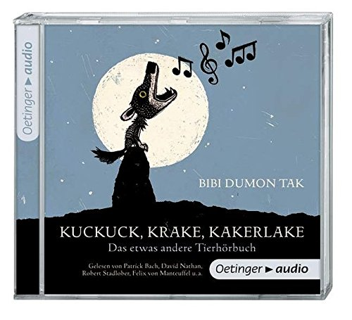 Kuckuck, Krake, Kakerlake (CD): Ungekürzte Lesung