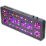 MAXSISUN Dimmable 450W LED Grow Light 12-band Full Spectrum Veg and Bloom Dimmers for Indoor Greenhouse Plants