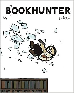 Image result for bookhunter jason shiga