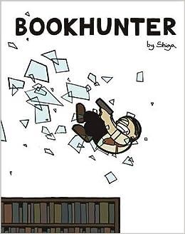 Image result for bookhunter jason shiga