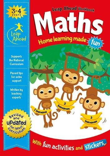 Download Maths Age 3-4 (Leap Ahead Workbook Expert) PDF