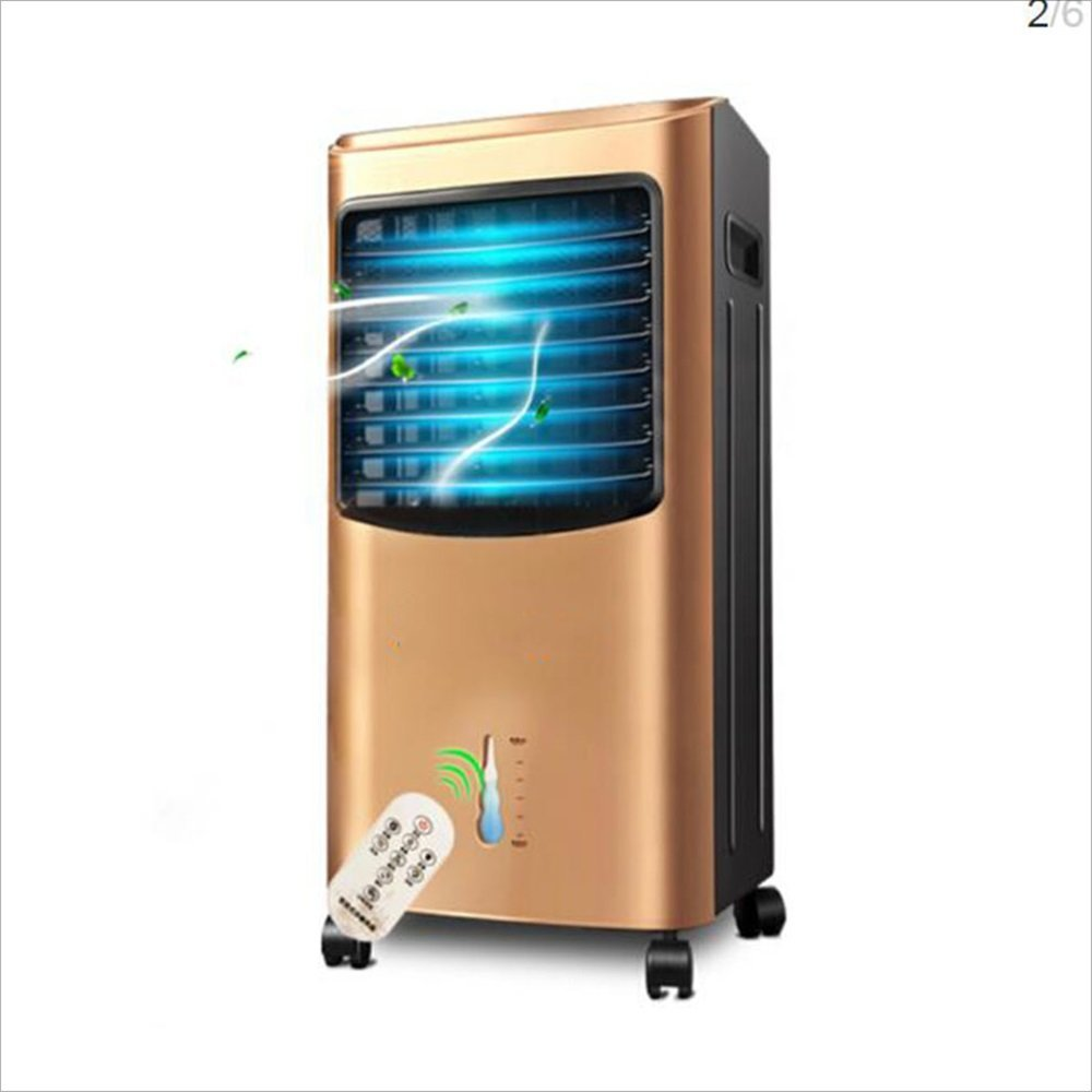 世界の XIAOYAN シングル冷却ファン水冷冷却ファン2色空調ファン (色 : : ゴールド) ゴールド) B07G2PKPKM ゴールド B07G2PKPKM, 新和町:3df10053 --- arianechie.dominiotemporario.com