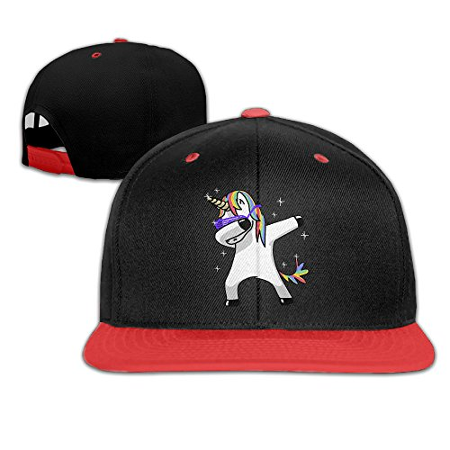 Kids Boy's & Girl's Unicorns Dabbing Outdoor Hip Hop Jogging Cotton Snapback - In Shops Sports Orlando