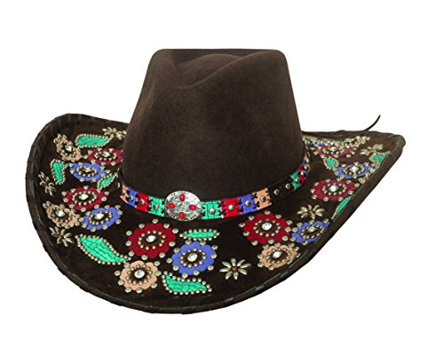 Bullhide Women's Country Love Song Wool Hat by Bullhide Hats