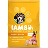 Iams ProActive Health Smart Puppy Dog Food – Chicken, 3.3 Pound Bag