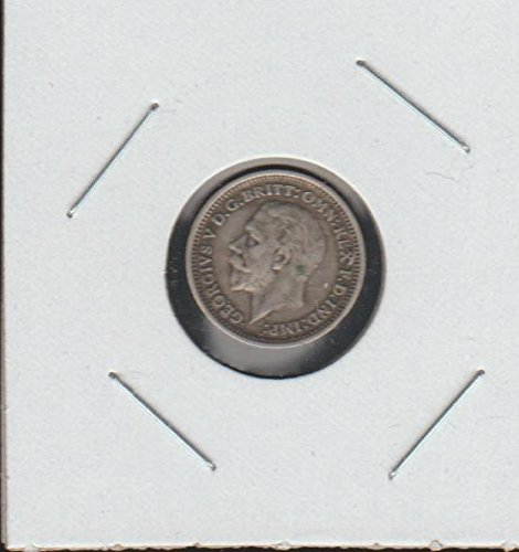 1935 UK Classic Head Left Threepence Choice Extremely Fine