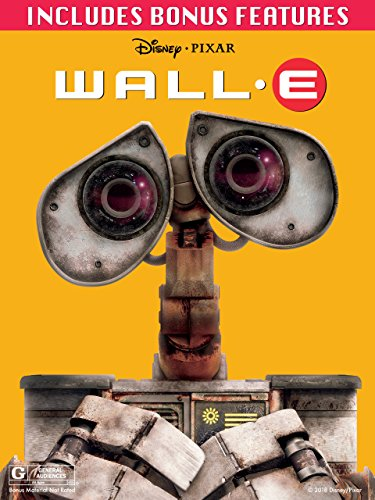 Wall E  Plus Bonus Content