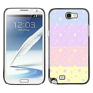 Dragon Case - FOR Samsung Note 2 N7100 - has forgotten you - Caja protectora de pl??stico duro de la cubierta Dise?¡Ào Slim Fit
