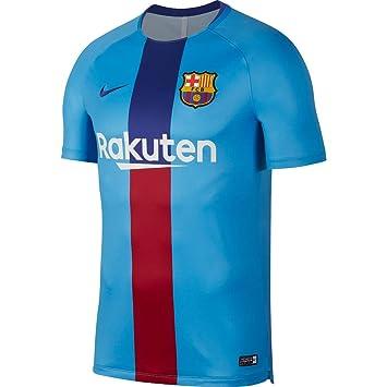 Nike FCB M Nk Dry Sqd Top SS Gx 2 T-Shirt 8e585efc684