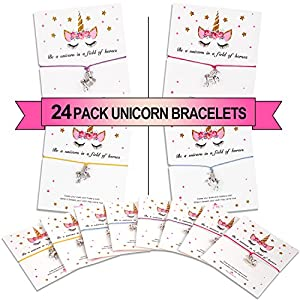 MORDUN Unicorn Party Favors
