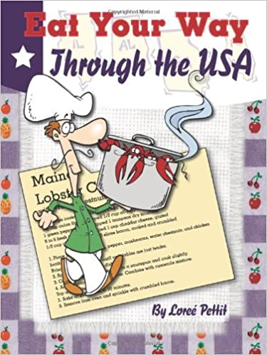 Image result for eat your way through the usa