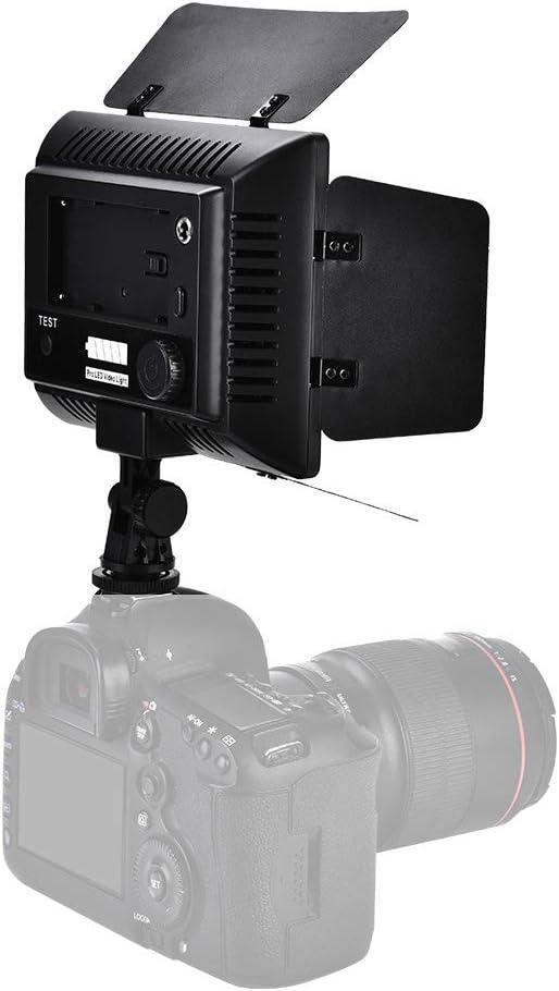 Neufday LED Film Fill Light with Shutter
