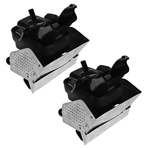 Engine Mount w/Bracket Front LH RH Pair Set for Cadillac Chevy GMC Pickup SUV