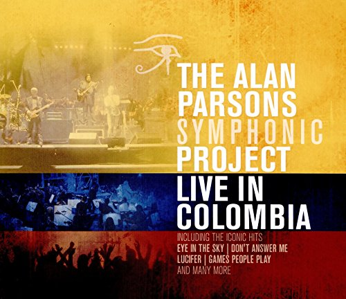 The Alan Parsons Symphonic Project - Live In Colombia - BLURAY - FLAC - 2016 - PERFECTPROJECT Download