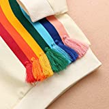 Baby Girls Springtime Soft Rainbow Top Blouse
