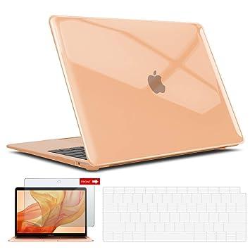 Amazon.com: iBenzer - Funda rígida 3 en 1 para MacBook Air ...
