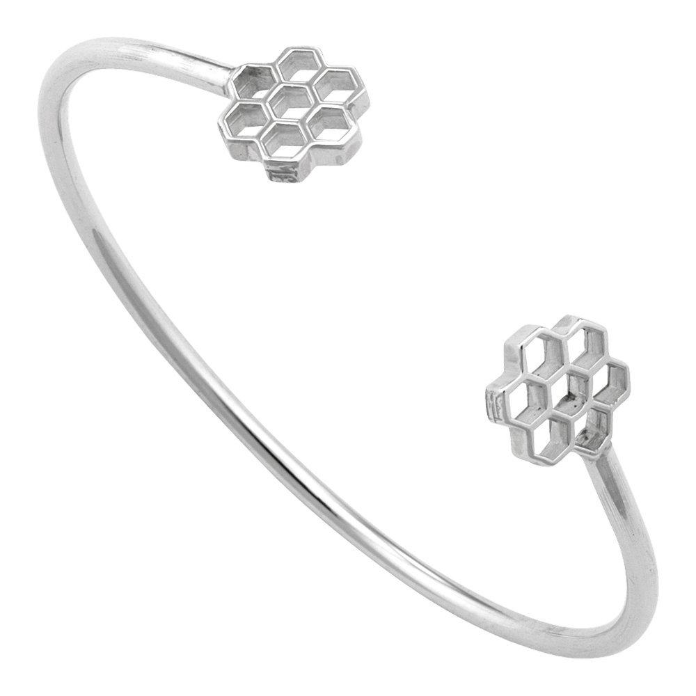 Mignon Faget HIVE Wire Bracelet Sterling Silver