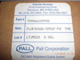 PALL FLHFX050E-90M3F-PW Filterite 0.05um 10in pre-wet