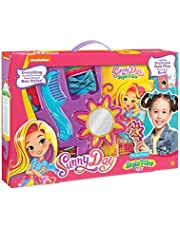 Make It Real – Sunny Day Style Files Set. DIY Fashion Hairstyle & Accessories Set for Little Girls Inspired by Nickelodeon's Sunny Day