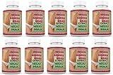 White Kidney Bean 1200 Max Weight Loss Carb Blocker Fat Burner 1200 MG 60 Capsules Per Bottle 10 Bottles