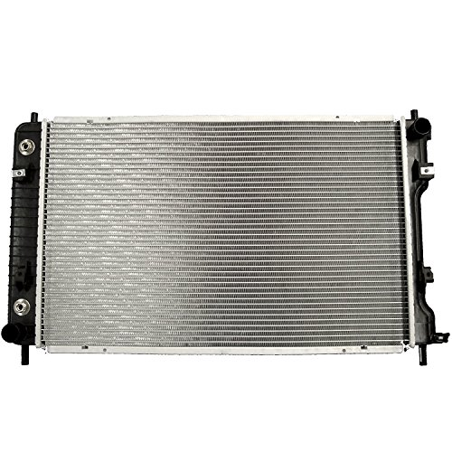 ECCPP Radiator 13103 for 2008-2013 Chevrolet Equinox GMC Terrain Pontiac Torrent 2.4L 3.6L 3.0L by ECCPP