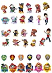 35 Paw Patrol stand up Characters Edi...