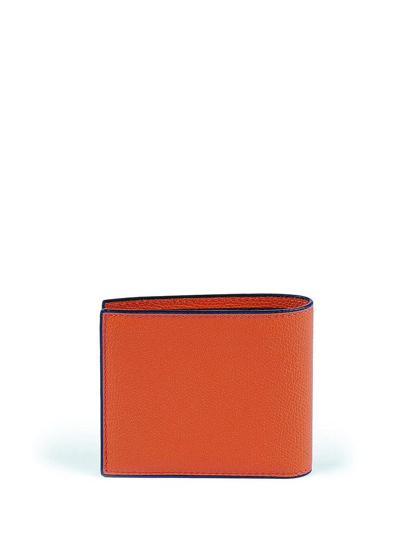 e568b18c8e Valextra Portafoglio Donna V8l04028ar Pelle Arancione: Amazon.it:  Abbigliamento