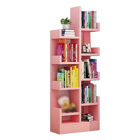 Etagere A Livres Ynn 5 Niveaux Simple Petite Bibliotheque