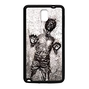 Carbonite han solo Phone Case for Samsung Galaxy Note3 Case by runtopwell