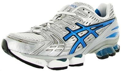 meilleur service f8128 24582 Amazon.com | Asics Gel Kinsei 2 White Silver Blue US 8 | Running