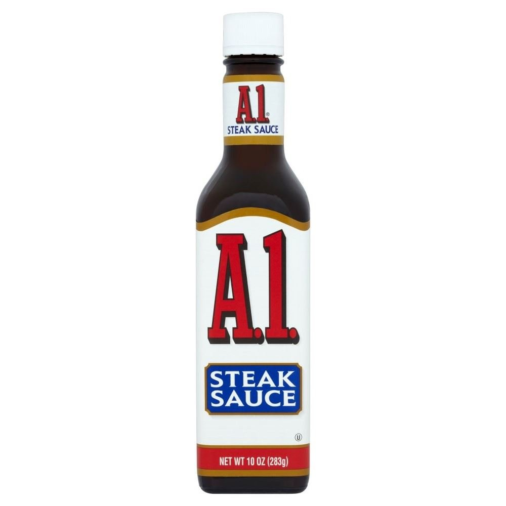 A1 Steak Sauce (283g) - Pack of 2