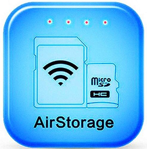 Vioiu ハイエンド知能共有器 スマートフォン 無線メモリ 雲のメモリ 無線Uディスクwi-fi カードリーダー MRG AirStorage スマホ かんたん データ バックアップ 保存 転送 SDカードリーダー エアストレージ PC/iPhone/Android対応 B07F36FP54 256M|Color 2 Color 2 256M