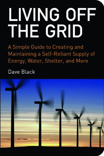 Living Off Grid Maintaining Self Reliant ebook product image