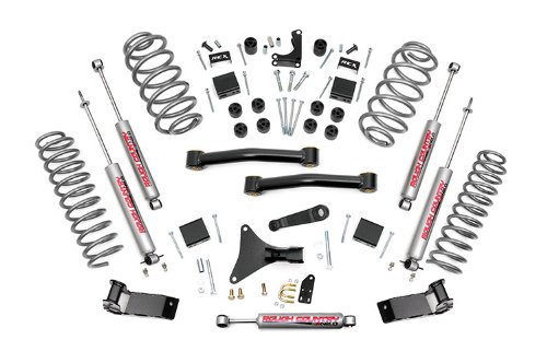 01 jeep grand cherokee lift kit - 4