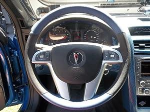 Pontiac G8 2006-09 cubierta del volante de RedlineGoods