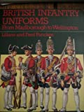 British Infantry Uniforms from Marlborough to Wellington, Lilliane Funcken and Fred Funcken, 0706351819