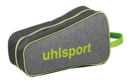 UHL Goalkeeper Tension Gym Tote, 45 cm, Multicolour (Gris/Fluo Verde)