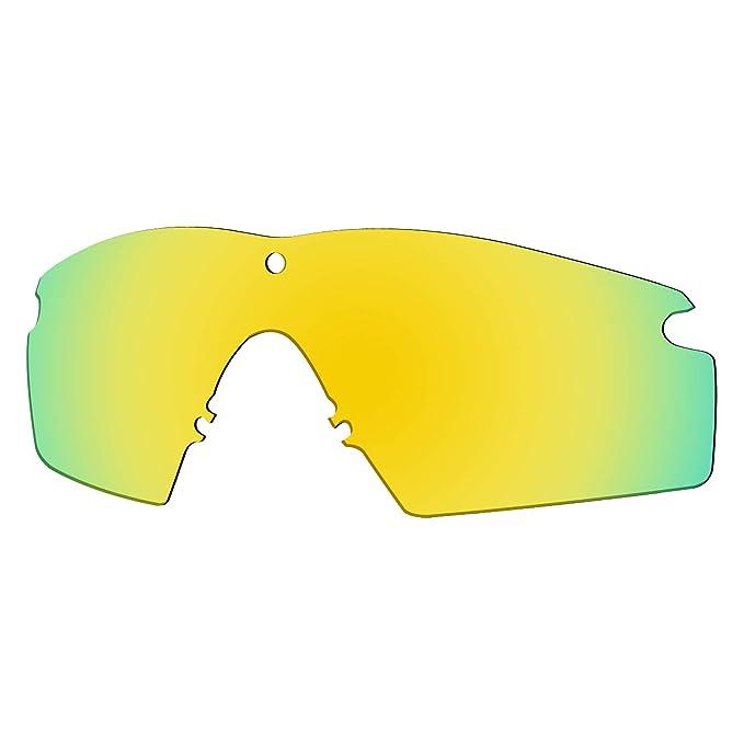 Amazon.com: Gafas de sol Galvanic de repuesto para Oakley Si ...